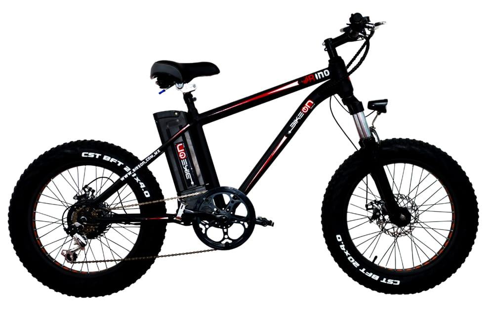 Bicicleta Eléctrica BikeON RINO