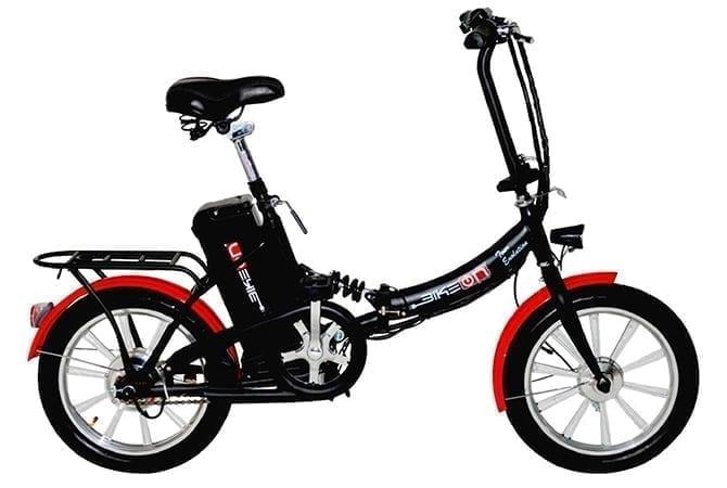 Bicicleta Eléctrica Plegable Tour