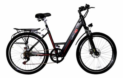 Bicicleta Eléctrica Modelo City