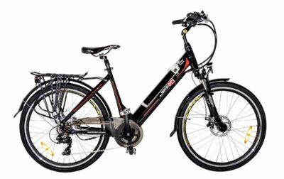 Bicicleta Eléctrica Modelo Del Valle