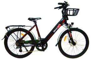 Bicicleta Eléctrica Modelo Del Valle V4.0