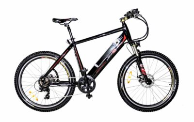Bicicleta Eléctrica Modelo Nápoles