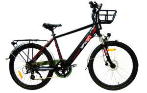 Bicicleta Eléctrica Bikeon modelo Nápoles