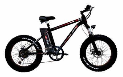 Bicicleta Eléctrica Modelo Rino