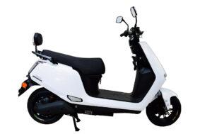 Moto Eléctrica Modelo SR Bikleon Bicicletas Eléctricas
