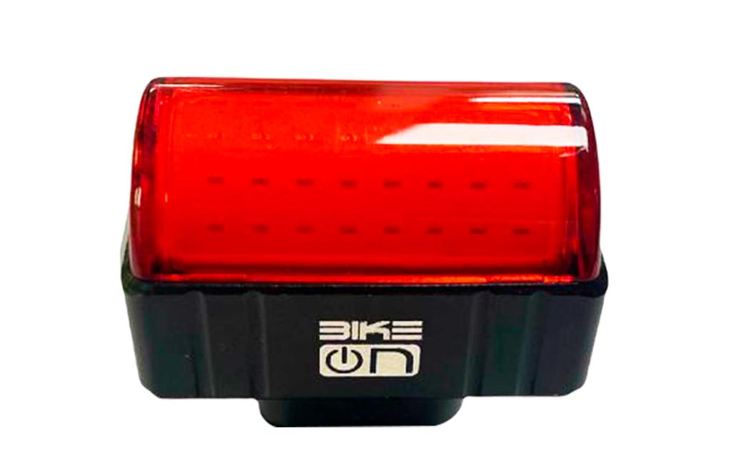 Luz trasera para bicicleta eléctrica