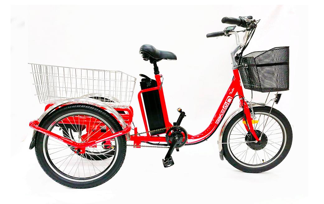 Triciclo Eléctrico TrikeOn México
