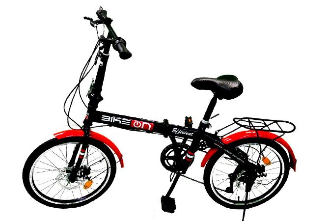 Bicicleta convencional Efficient